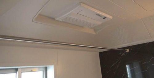 浴室暖房換気扇