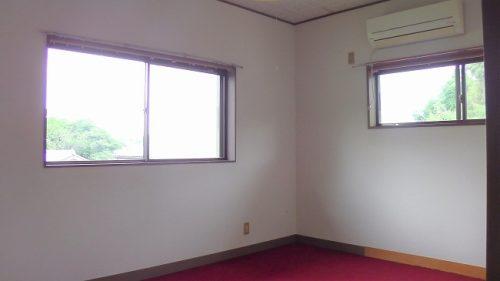 2階洋室(南西側)