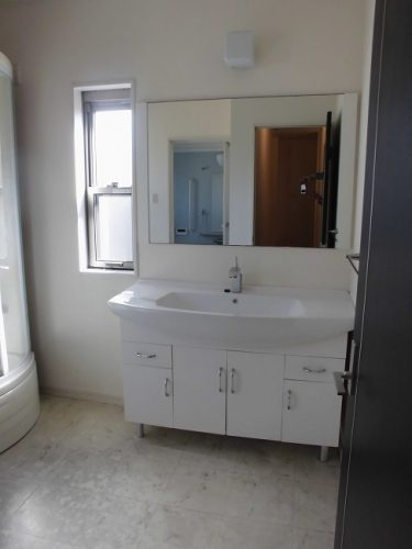 2階 洗面化粧台