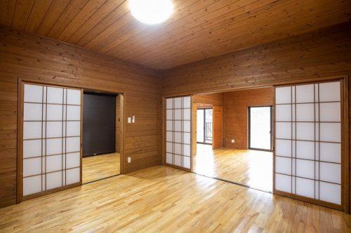 3階 南西側洋室 8帖