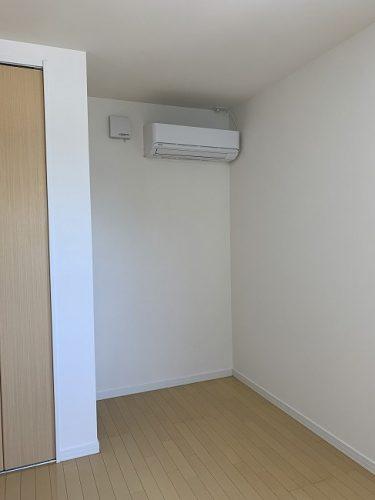 2階 北側洋室 エアコン